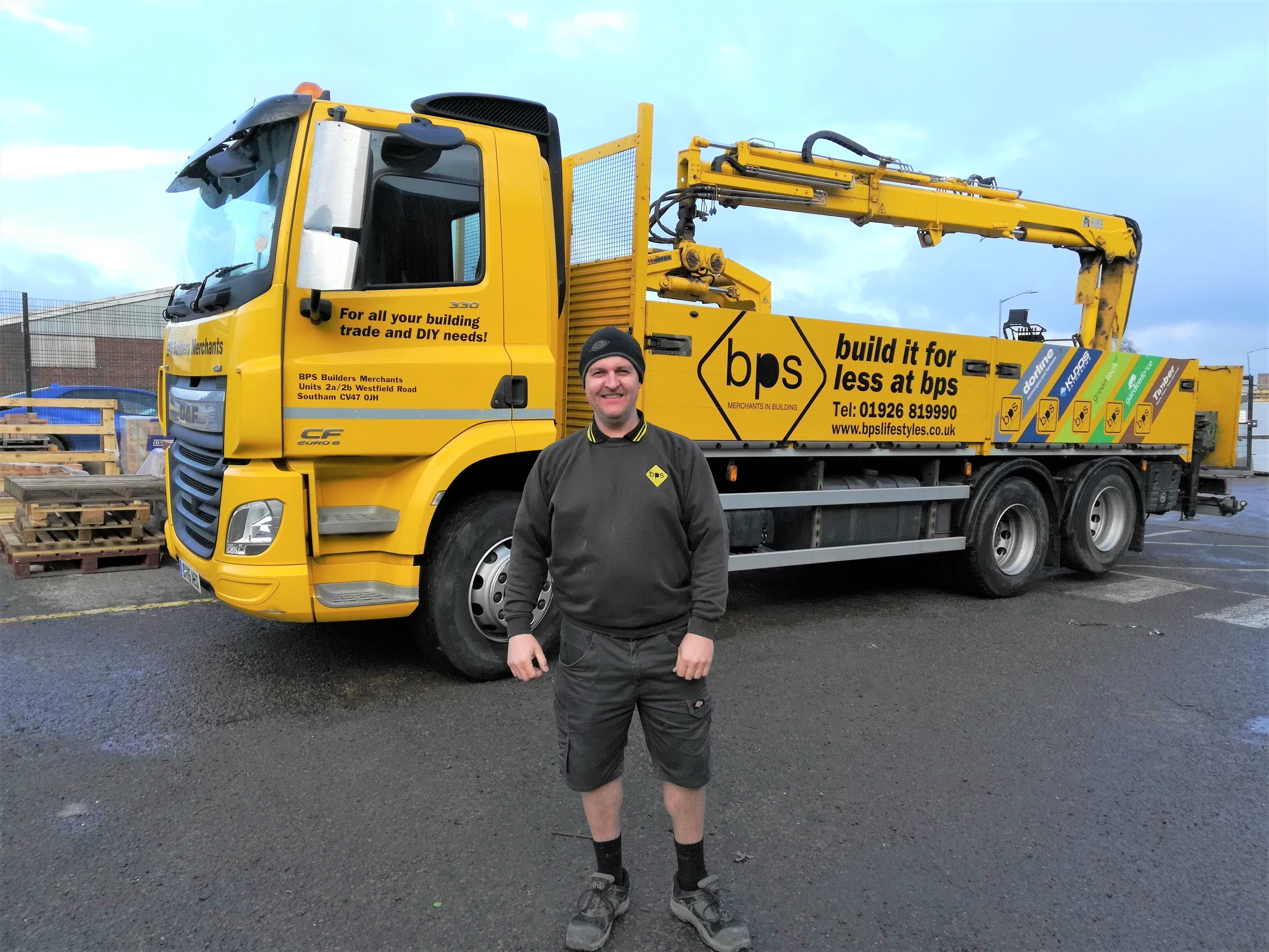 Southam Lorry